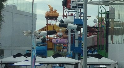 Photo of Water Park Cartoon Network Amazone Water Park at 888 Moo 8 Sukhumvit Rd, Sattahip 20250, Thailand