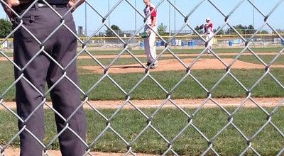 Photo of Baseball Field 3 and 2 Baseball Complex-Field 25 at 8020 Monticello Ter, Lenexa, KS 66227, United States