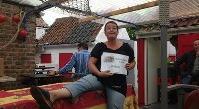 Photo of Bar 't Klein Caféetje at Evendijk West, Uitkerke 8370, Belgium