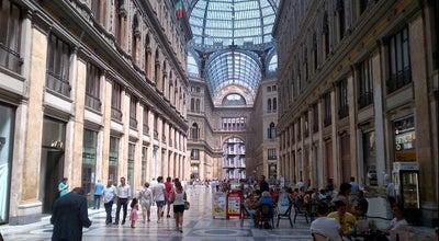 Photo of Monument / Landmark Galleria Umberto I at Via San Carlo, Naples 80100, Italy