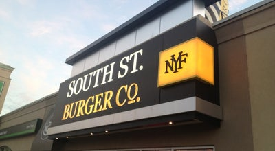 Photo of Fast Food Restaurant South St. Burger at 534 Bayfield St, Barrie L4M 5A2, Canada