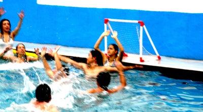 Photo of Pool Mundo de la Natación at Av Coyoacán # 1044 Entre Pilares Y Matias Romero, Ciudad de México 03100, Mexico