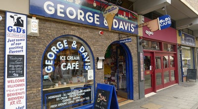 Photo of Ice Cream Shop George & Davis at 55 Little Clarendon St, Oxford OX1 2HS, United Kingdom