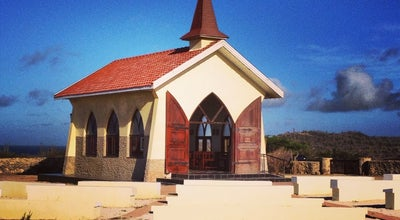 Photo of Church Alto Vista Chapel at Alto Vista Z/n, Oranjestad, Aruba