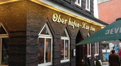 Photo of Gastropub Oberhafen-Kantine at Stockmeyerstr. 39, Hamburg 20457, Germany
