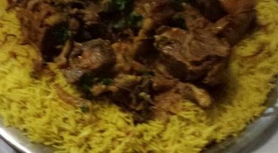 Photo of Middle Eastern Restaurant Midan Altahrir at 1324 S Magnolia Ave, Anaheim, CA 92804, United States