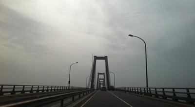 Photo of Monument / Landmark Museo Conoce tu puente at Cabecera Del Puente Rafael Urdaneta, Venezuela