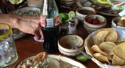 Photo of Mexican Restaurant Carnes En Su Jugo Navarrete at Rio Nilo 3013, Mexico
