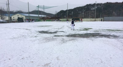 Photo of Baseball Field 송능야구장 at South Korea