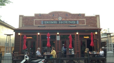 Photo of Bar Irish Hound at 575 Saint Paul St, Denver, CO 80206, United States