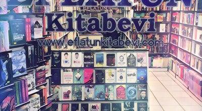 Photo of Bookstore Eflatun Kitabevi at Gazipaşa Mah., Samsun 55400, Turkey