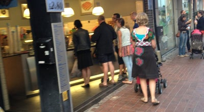 Photo of Ice Cream Shop Harlequino at Kerkstraat 90, Blankenberge, Belgium