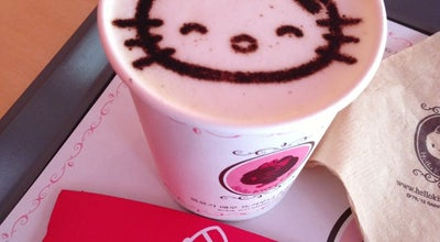 Photo of Coffee Shop Hello Kitty Cafe at 마포구 와우산로19길 18, 서울특별시 121-893, South Korea