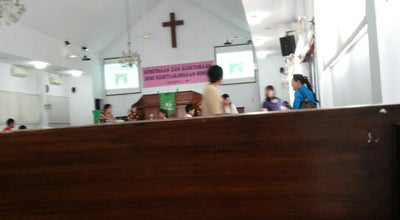 Photo of Church GPIB Pengharapan at Komplek Dit. Bek. Ang Ad, Cibinong - Bogor, Indonesia