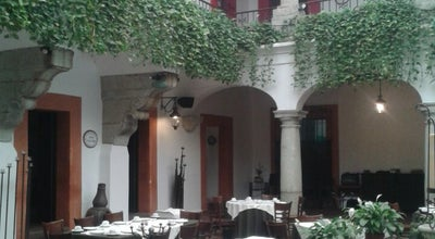 Photo of Mexican Restaurant Hosteria de Alcala at Calle Macedonio Alcala 307, Oaxaca 68000, Mexico