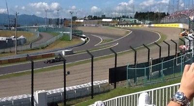 Photo of Racetrack 鈴鹿サーキット 最終コーナー at 稲生町7992, 鈴鹿市 510-0295, Japan