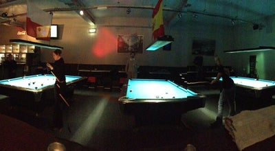 Photo of Pool Hall De Loft at Frederik Lintsstraat 45, Leuven 3000, Belgium