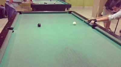 Photo of Pool Hall Cue Ball at Colonia General Manuel Jose Arce, San Salvador, El Salvador