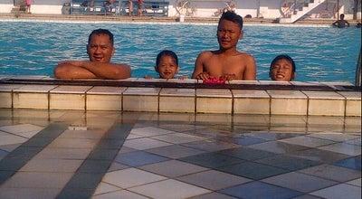 Photo of Pool Kolam Renang Tepian Raja at Depan Taman Remaja, Jambi, Indonesia