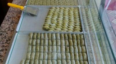 Photo of Dessert Shop Zümrüt Baklavaları at Ziraat Bankası Karşısı Estel/midyat, Mardin 47500, Turkey