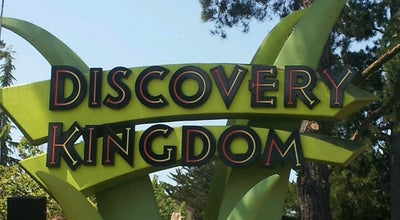 Photo of Theme Park Six Flags Discovery Kingdom at 1001 Fairgrounds Dr, Vallejo, CA 94589, United States