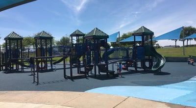 Photo of Playground Westside Playground & Splash Pad at Pearland, TX, United States