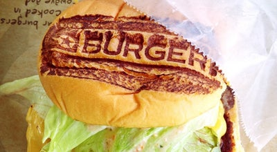 Photo of Burger Joint BURGERFI at 1955 East Hallandale Beach Blvd., Hallandale Beach, FL 33009, United States
