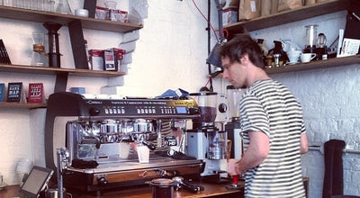 Photo of Coffee Shop Protein by Dunne Frankowski at 18 Hewett St, London EC2A 3NN, United Kingdom