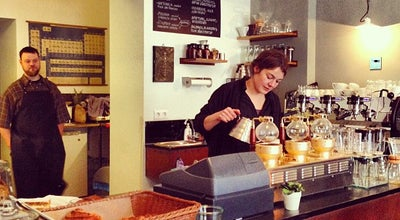 Photo of Coffee Shop Chapter One at Mittenwalder Str. 30, Berlin 10961, Germany