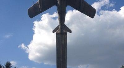 Photo of Monument / Landmark Літак / Plane at Степана Бандери 154, Тернопіль 46000, Ukraine