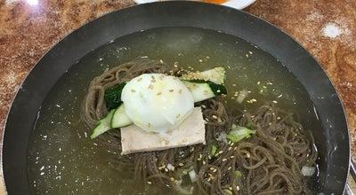 Photo of Ramen / Noodle House 변가네 옹진냉면 at 남구 한나루로586번길 92, 인천광역시, South Korea