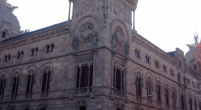 Photo of Building Palau de Justícia at Pg Lluís Companys 14-16, Barcelona, Spain