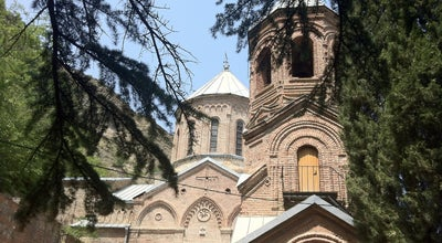 Photo of Church Mamadaviti Church | მამადავითის ეკლესია at St. David Rise, Tbilisi, Georgia