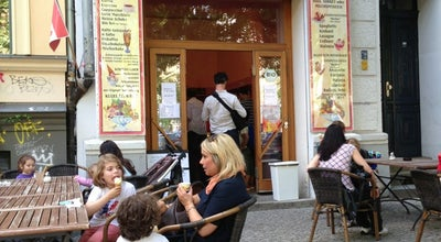 Photo of Ice Cream Shop Il Glaciale at Kollwitzstr. 59, Berlin 10435, Germany