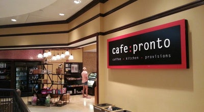 Photo of Cafe Cafe Pronto at Palm Beach Gardens, FL 33418, United States