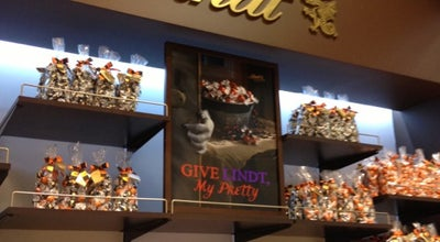 Photo of Chocolate Shop Lindt Chocolates at 692 5th Ave, New York, NY 10019, United States