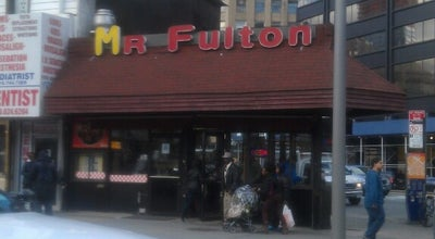 Photo of Restaurant Mr. Fulton at 589 Fulton St, Brooklyn, NY 11201, United States