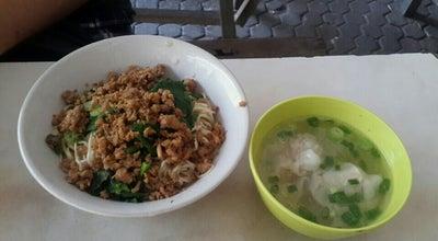 Photo of Asian Restaurant Mie Ayam Surabaya Pak Dul at Jl. Solo - Solobaru,sukoharjo, Sukoharjo, Jawa Tengah, Indonesia