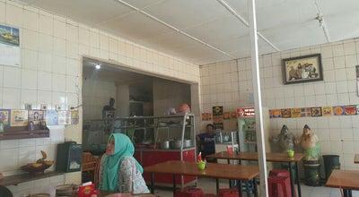 Photo of Asian Restaurant Warung Nasi Sop Senerek Pak Parto at Komplek Pertokoan Rejo Mulyo C12, Magelang, Indonesia