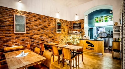 Photo of Cafe Café Rabbit at Klimentská 1, Praha 110 00, Czech Republic