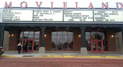 Photo of Movie Theater Bow Tie Movieland at Boulevard Square at 1301 N Boulevard, Richmond, VA 23230, United States
