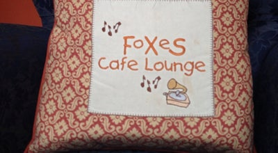 Photo of Cafe Foxes Cafe Lounge at 18 Abbey Street, Carlisle CA3 8TX, United Kingdom