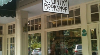 Photo of Bookstore The Country Bookshop at 146 Nw Broad St, Southern Pines, NC 28387, United States