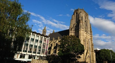 Photo of Church Church of the Holy Name at Oxford Rd., Manchester M13 9PG, United Kingdom