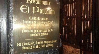 Photo of Restaurant El Portalón at Correría, 147 / Hedegile Kalea, 147, Vitoria-Gasteiz 01001, Spain