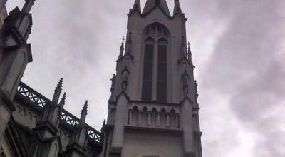Photo of Church Catedral de Santos at R. São Francisco, Santos, Brazil