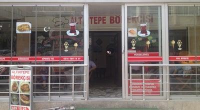 Photo of Cafe Altıntepe Börekçisi at Altıntepe Mh, İst, Turkey