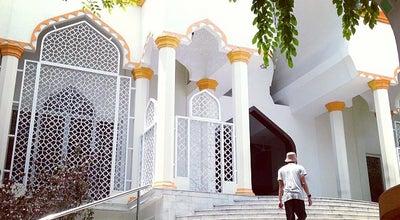 Photo of Mosque Masjid Al-Sultan Hassan Izzudheen at Thoiba Mosque, Malé, Maldives