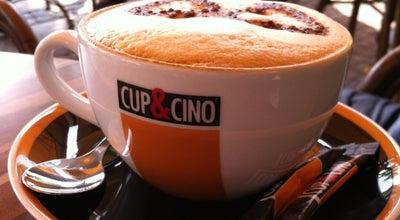 Photo of Coffee Shop Cup&Cino Bootshafen at Kiel 24103, Germany