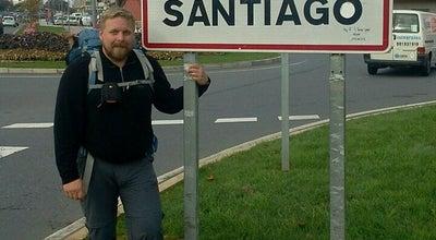 Photo of Trail O Camiño de Santiago - Santiago de Compostela at Rúa De San Lazaro, Santiago de Compostela, Spain